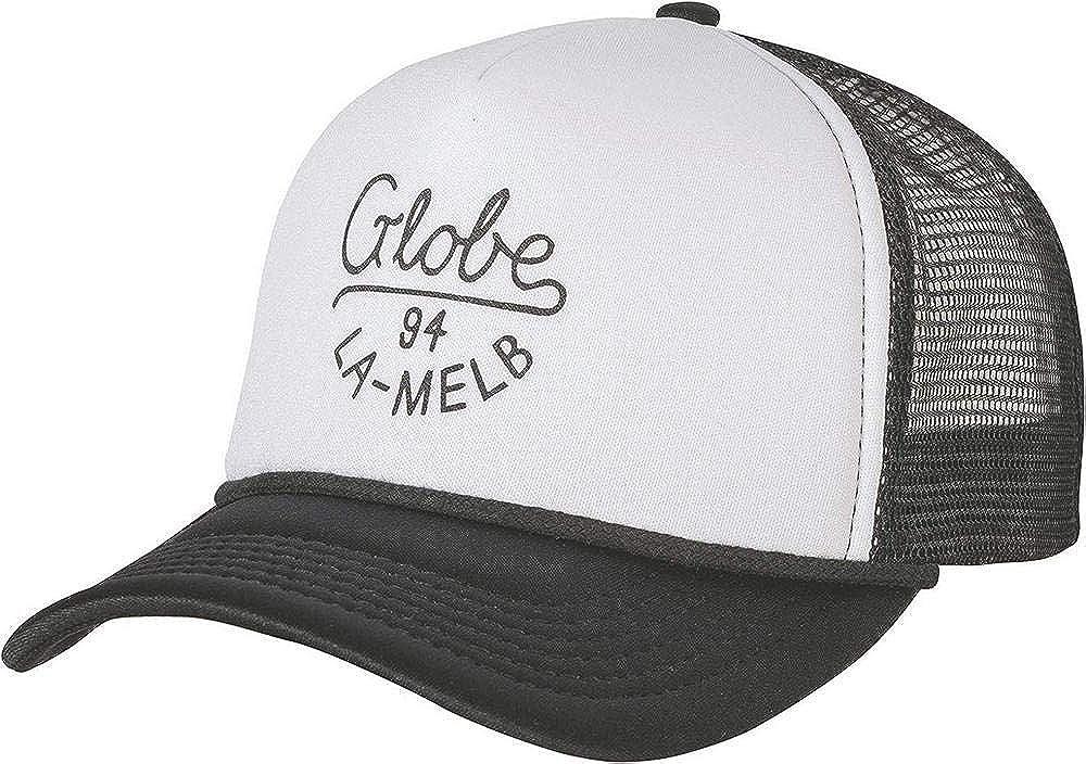 Globe Daily Low Rise Trucker Gorra, Hombre, White, Talla Única ...