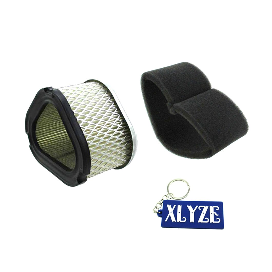 Xlyze filtre /à air en mousse pr/éfiltre pour 253t 12/083/05/12/083/05-s 12/083/14/12/883/05-s1/12/083/08-s John Deere Am121608/Gy20574