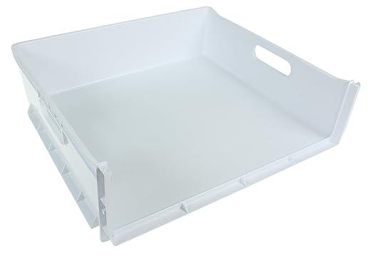 Indesit cajón frigorífico congelador caja de plástico cuerpo ...