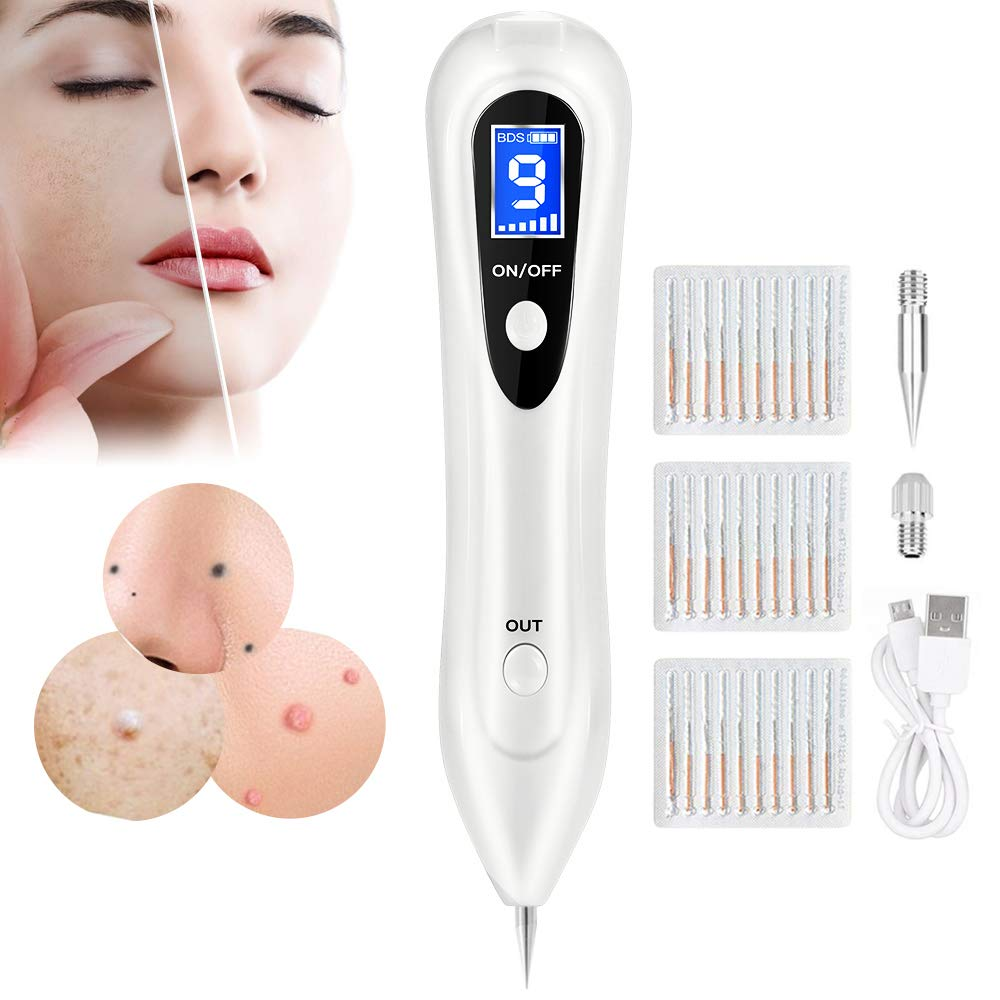 Portable Beauty Equipment Multi Level With Home Usage USB Charging/LCD/30 Replaceable: Beauty