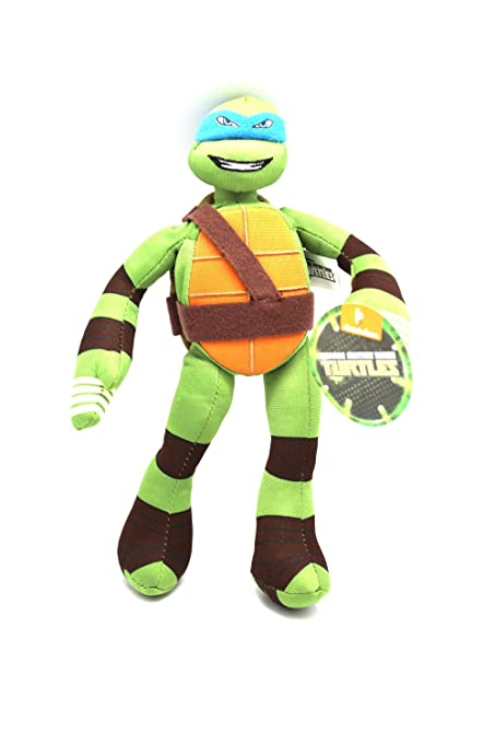 Amazon.com: Teenage Mutant Ninja tortuga de peluche de felpa ...
