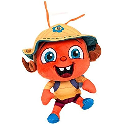 Beat Bugs Plush Toy - BUZZ- Inspired by Music Made Famous by THE BEATLES: Toys & Games