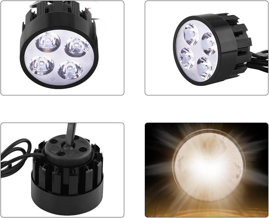 Guidon Universel Moto Commutateur Bouton ON-OFF Commutateur Pour U5 U7 U2 Projecteur LED Ange Yeux Lumi/ère Spotlight Switch