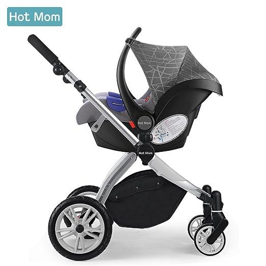 Adaptador para Hot Mom Multi Carrito 2 en 1 con buggy 2018 nuevo diseño 889: Amazon.es: Bebé