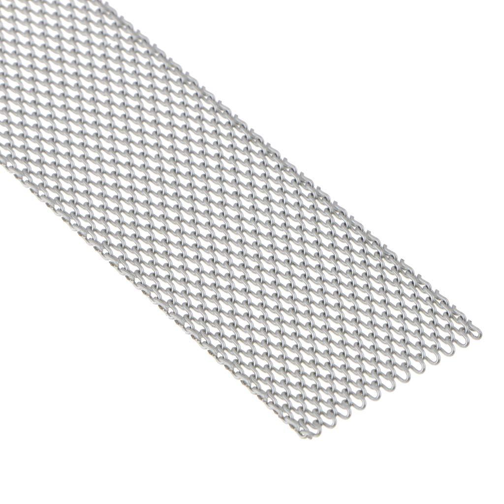 non-brand Sharplace Cadena de Seguridad de Cable de Tierra para Coches Amarillo