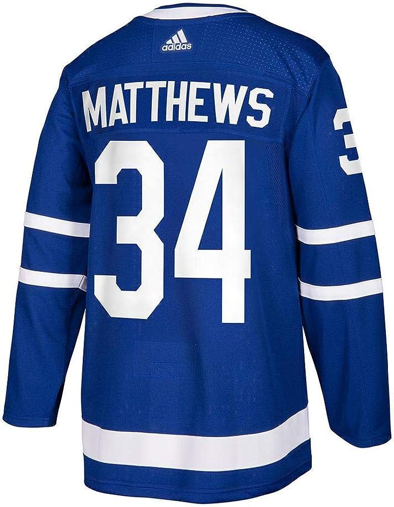 Adidas Toronto Maple Leafs Auston Matthews Authentic NHL Jersey [ADULT]