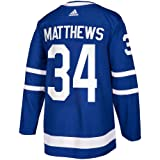 info for ab6fa de20c Amazon.com : adidas Auston Matthews Toronto Maple Leafs 2018 ...
