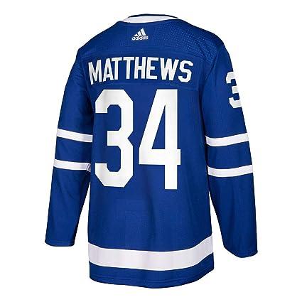 c1849f9e3 adidas Toronto Maple Leafs Auston Matthews Authentic Pro Jersey Blue (46/S)