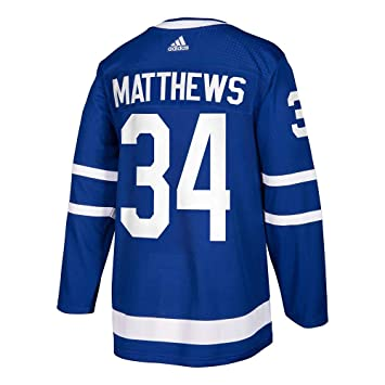 finest selection e81fe 55342 Adidas Toronto Maple Leafs Auston Matthews Authentic NHL Jersey [ADULT]