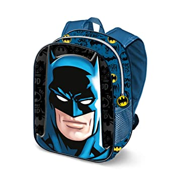 Karactermania Batman Knight-Sac à Dos 3D (Petit) Mochila Infantil 31 Centimeters 8.5 (Multicolour): Amazon.es: Equipaje