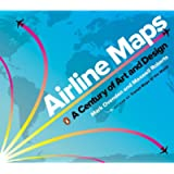 Airline Maps: A Century of Art and Design (PENGUIN BOOKS)