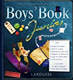 Boys' book junior