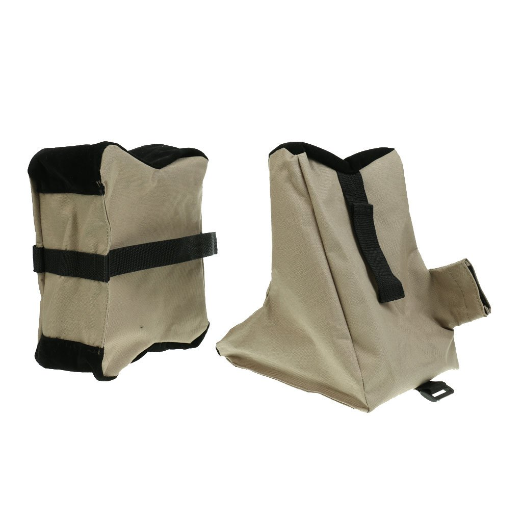 Dovewill Front and Rear Shooting Rest Bag Outdoor Hunting Accessories - Unfilled