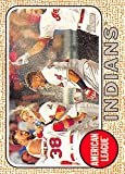 2017 Topps Heritage Baseball #385 Cleveland Indians Indians