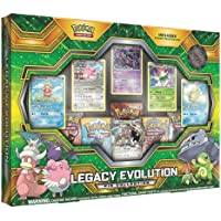 Pokémon Trading Card Game Legacy Evolution Pin Collection