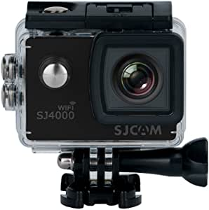 SJCAM SJ4000 WIFI Action Camera FHD1080P waterproof Underwater Camera 12MP Sports Camcorder 2.0 LCD Screen Display -Black