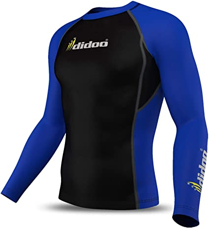 Men/'s Super Thermal Compression Armour Base Layer Long sleeve Cold Wear Top