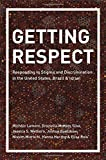 img - for Getting Respect: Responding to Stigma and Discrimination in the United States, Brazil, and Israel book / textbook / text book
