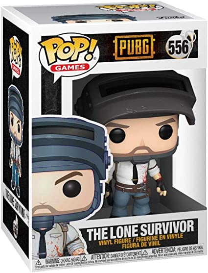 Pop Games: PUBG - The Lone Survivor: Amazon.es: Juguetes y juegos