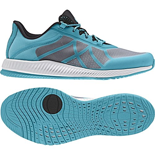 adidas Gymbreaker B - Zapatillas de deporte para Mujer, Negro - (NEGBAS/AZUENE/FTWBLA) 36