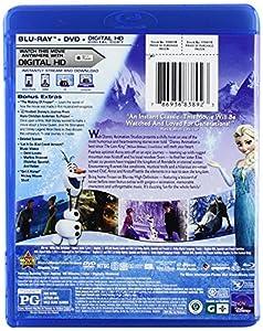 Frozen [Blu-ray] by Walt Disney Studios Home Entertainment