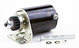 Briggs & Stratton 497595 Starter Motor Replaces 5406 H, 394805, 392749