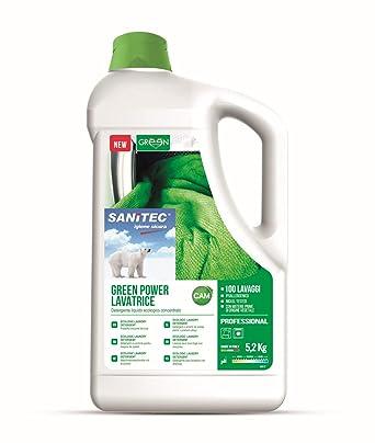 Sanitec Green Power - Lavadora ecológica perfumada hipoalergénica ...