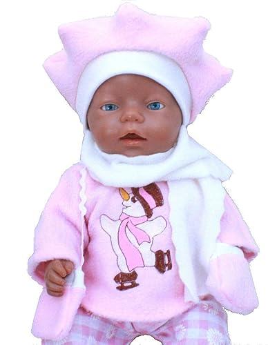 Kleidung & Accessoires Babypuppen & Zubehör Kleidung Shirt,Hose,Schuhe und Mütze passend für  KRÜMEL  43 cm  Neu