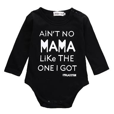 690064dac Newborn Infant Baby Boys Girls Clothes Long Sleeve Romper Jumpsuit ...