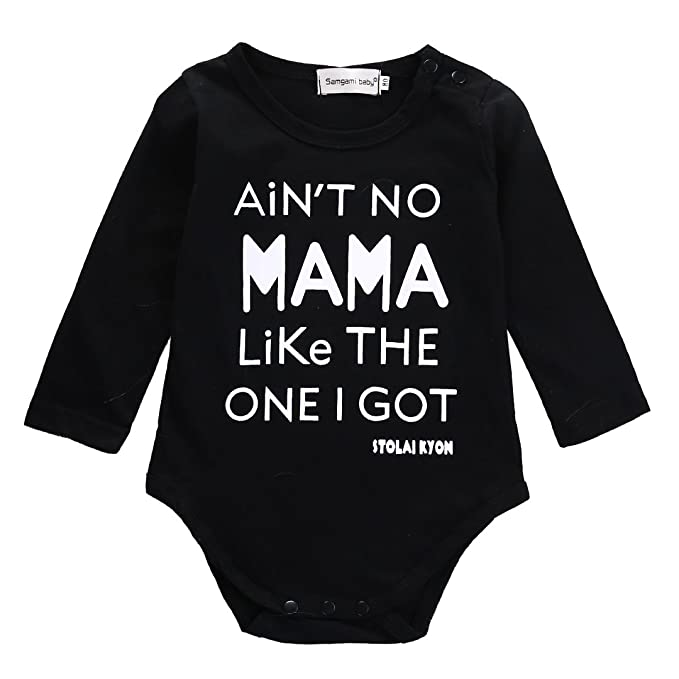 Aren't Mama Like The One I Get Romper Set