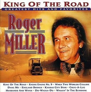 Roger miller king of the road the genius of roger miller amazon roger miller king of the road greatest hits favorites stopboris Gallery