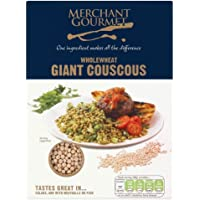 Merchant Gourmet Cuscús Gigante De Trigo Integral (300g)