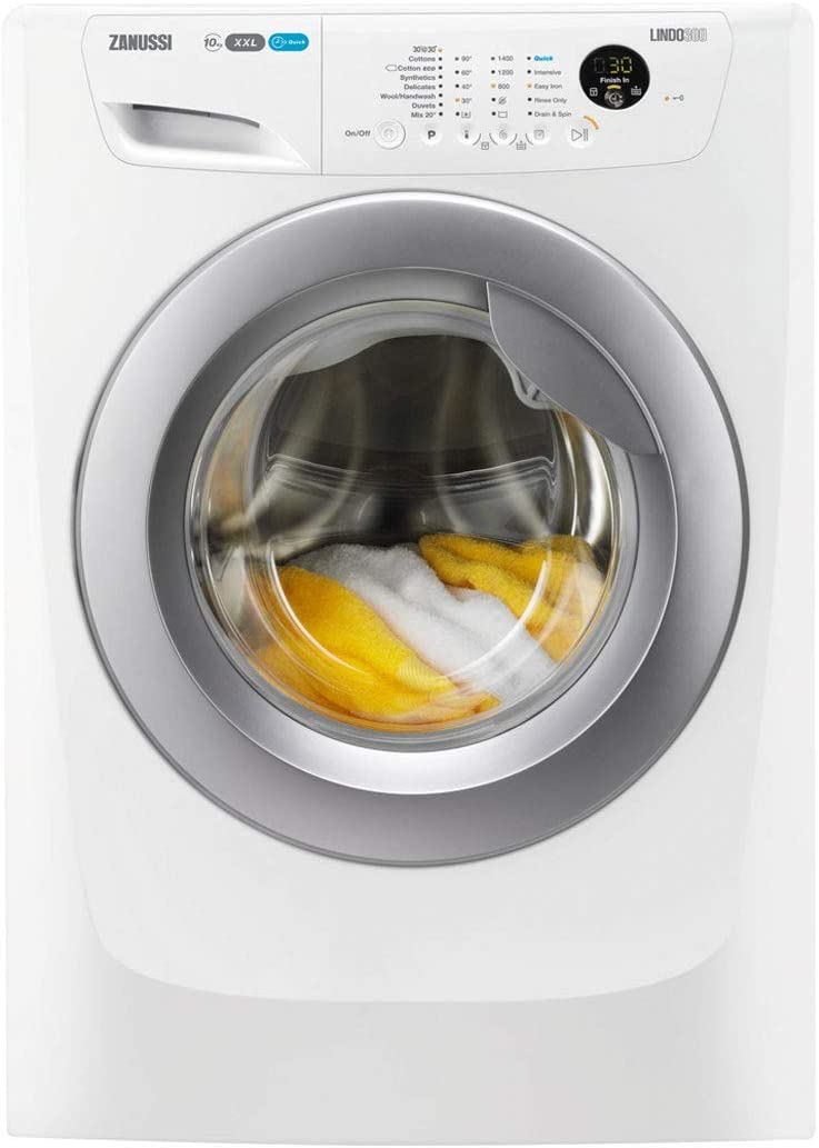 Zanussi ZWF01483WR A+++ Rated Freestanding Washing Machine - White