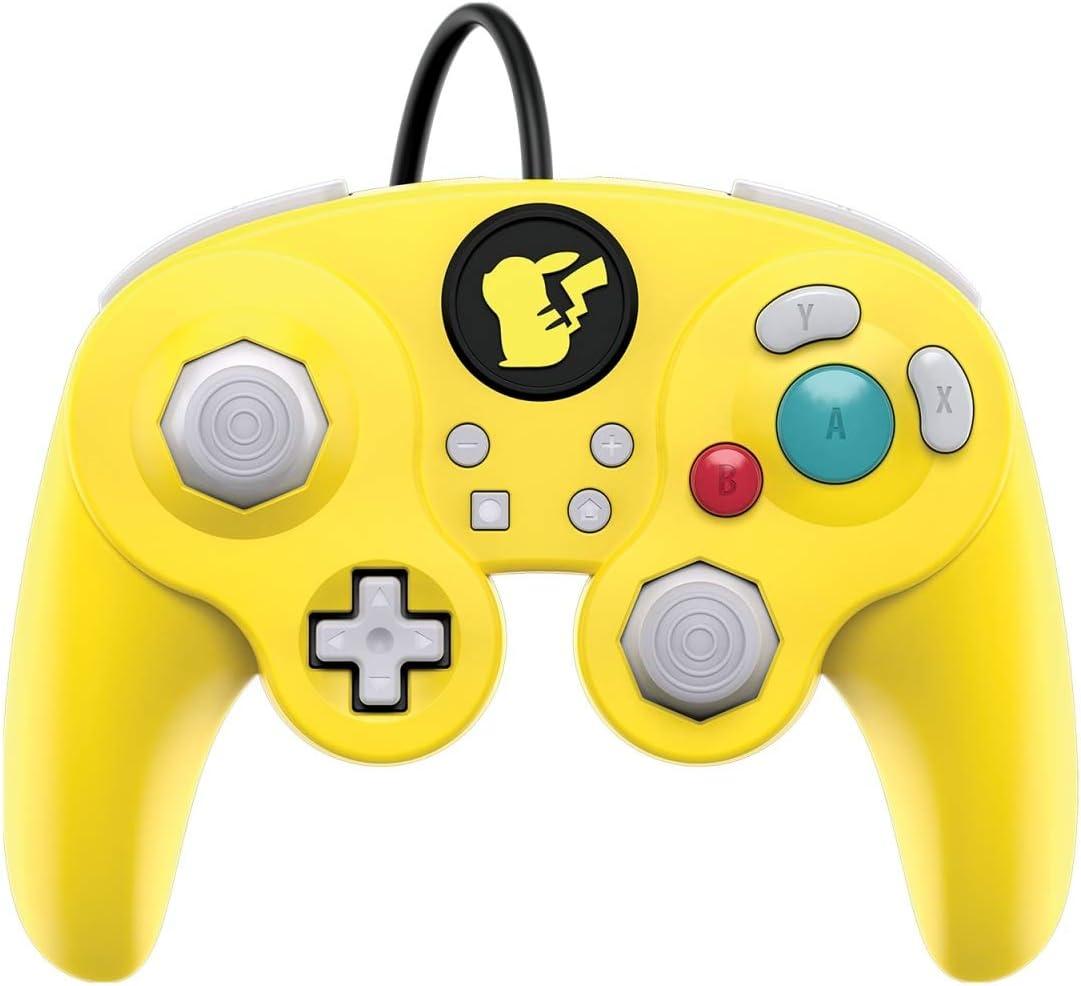 PDP - Mando Smash Pad Pro Con Cable, Pikachu (Nintendo Switch): Amazon.es: Videojuegos