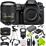 Nikon D7500 DSLR Camera with Nikon 18-300mm Lens Deluxe Kit