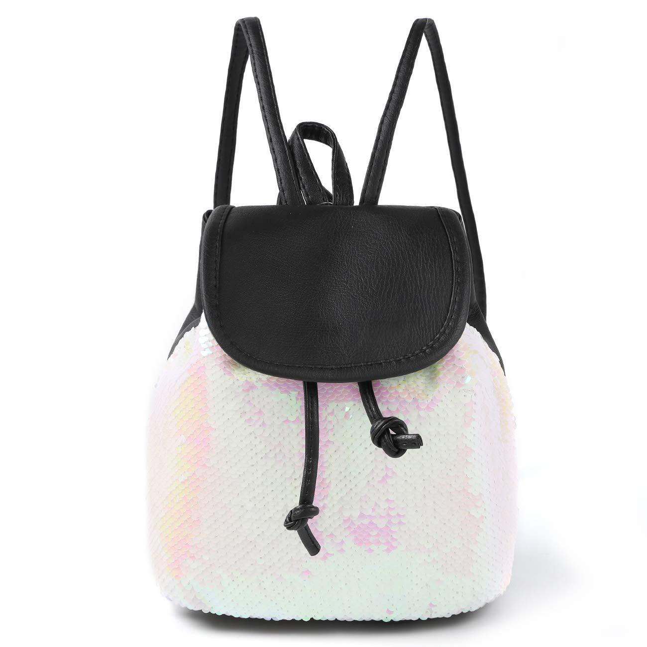 Small backpack purse bling sequins backpack school bags for teens gift  white kids backpacks jpg 1300x1300 0550e0668ab5e