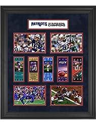 Предметы коллекционирования New England Patriots Framed