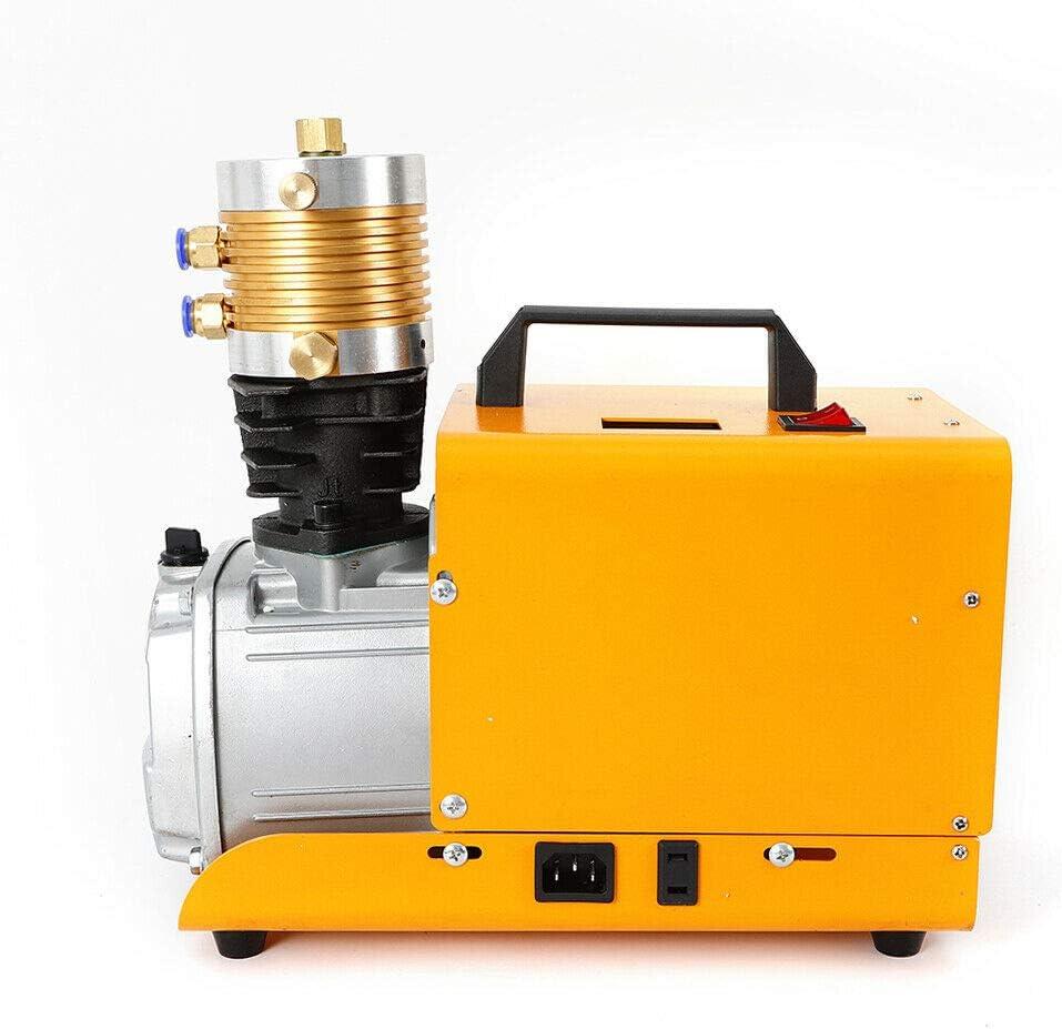 30MPA 4500PSI Elektrisch PCP Luftkompressor Kompressorpumpe Hochdruck Luftpumpe