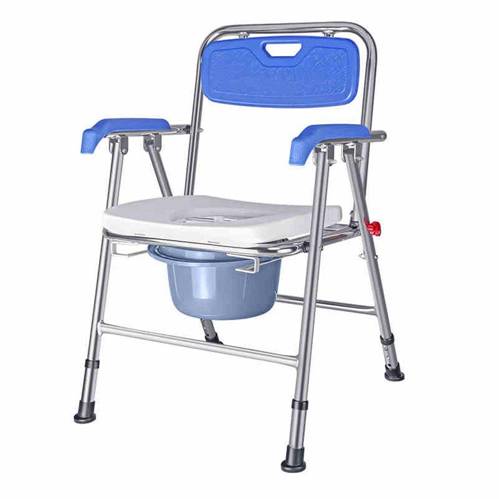 ホットセール CHS@ 座っている椅子/折りたたみ式の座っているスツール/高齢者の妊婦のバスチェア/トイレチェア/トイレチェア B07QTHBGVB CHS@ バスチェア B07QTHBGVB, LOST AND FOUND:4b9e620a --- arianechie.dominiotemporario.com