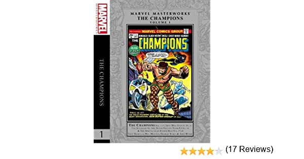 Amazon marvel masterworks the champions vol 1 amazon marvel masterworks the champions vol 1 9780785196921 tony isabella bill mantlo chris claremont jim shooter roger stern george tuska fandeluxe Image collections