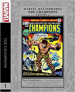 Amazon marvel masterworks the champions vol 1 marvel masterworks the champions vol 1 fandeluxe Image collections