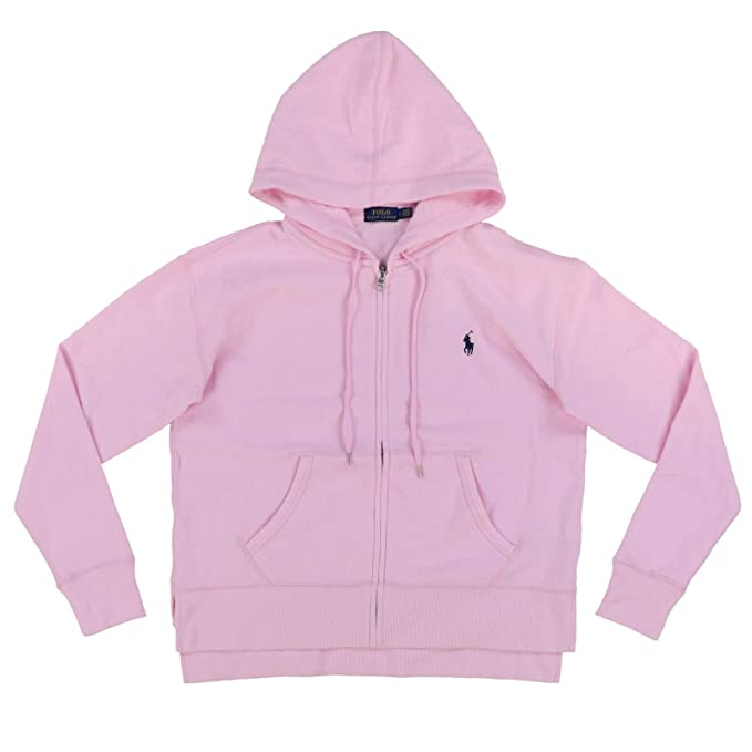 check out e91d9 920bc Polo Ralph Lauren Womens Full Zip Hoodie