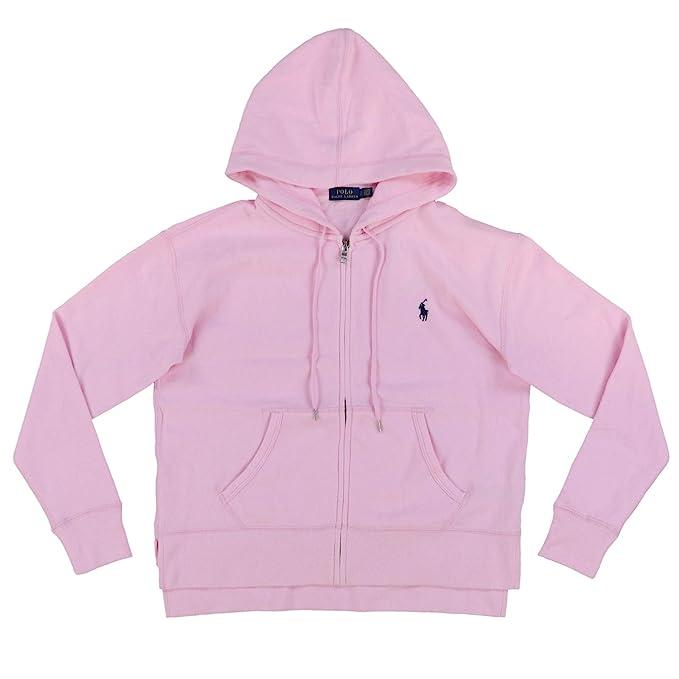 check out e91d9 920bc Polo Ralph Lauren Womens Full Zip Hoodie