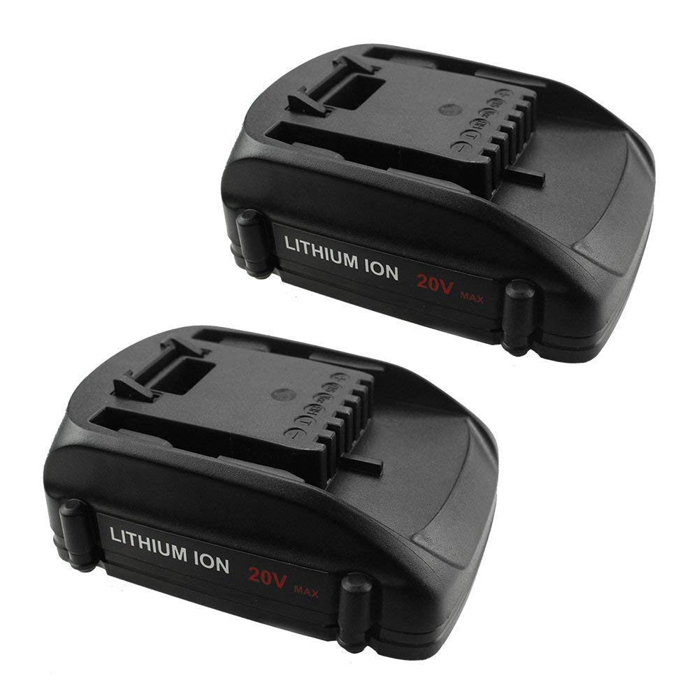 2Packs 2.5Ah WA3525 Replace for Worx 20V Battery WG151s WG155s WG251s WG255s WG540s WG545s WG890 WG891 by Munikind (Image #1)