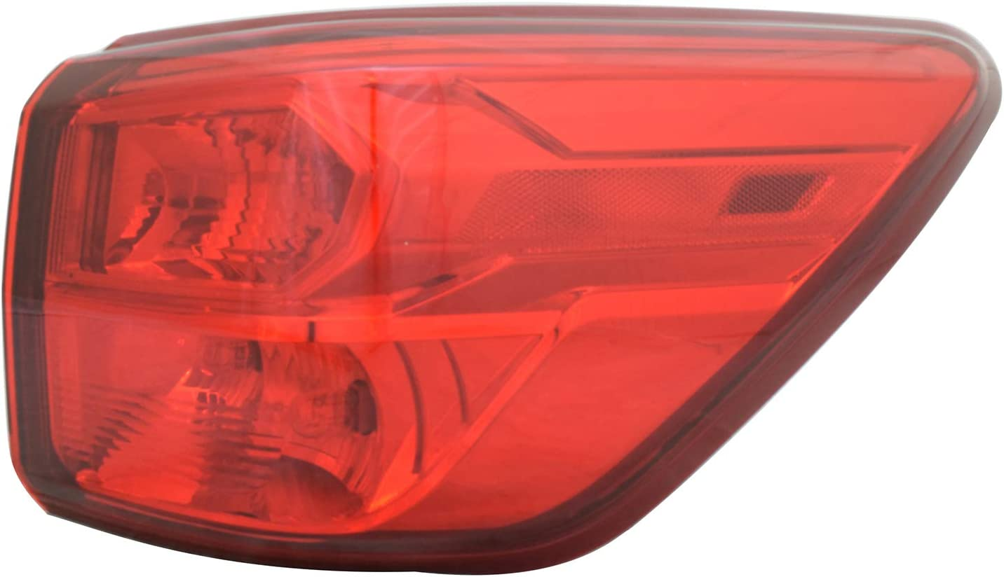 Multiple Manufactures NI2805109C Standard No variation Tail Light Assembly