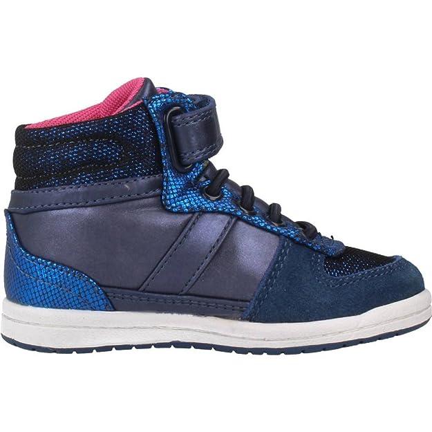 c378c2788 Lulú FF.LZ02 - Zapatillas botin infantiles niña con luces Marino (25)   Amazon.es  Zapatos y complementos