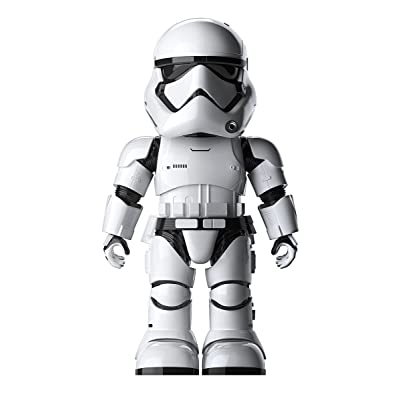 Star Wars First Order Stormtrooper Robot With Companion App: Toys & Games