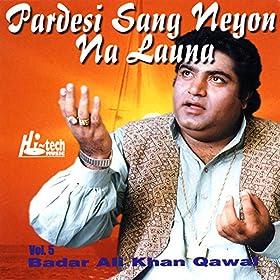 Badar Ali Khan - The Mixes