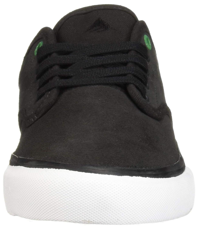 Emerica Herren Wino G6 schwarz schwarz schwarz Skateboardschuhe 5-US 13  3072e0