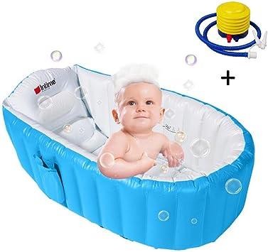 Bañera hinchable,Bañeras y asientos de baño,Bañera portátil Tiny ...